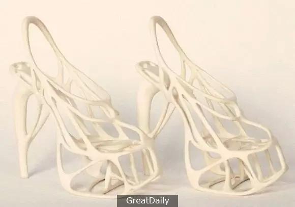 對設計師腦洞一個大寫的服,這些鞋太奇葩了!