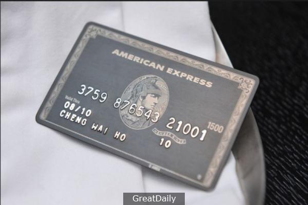 傳說中的「黑卡」到底有多神秘?講出來嚇死你!