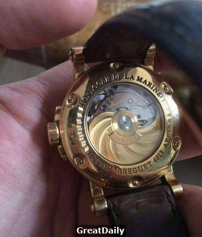 為何假錶還那麼多人買?